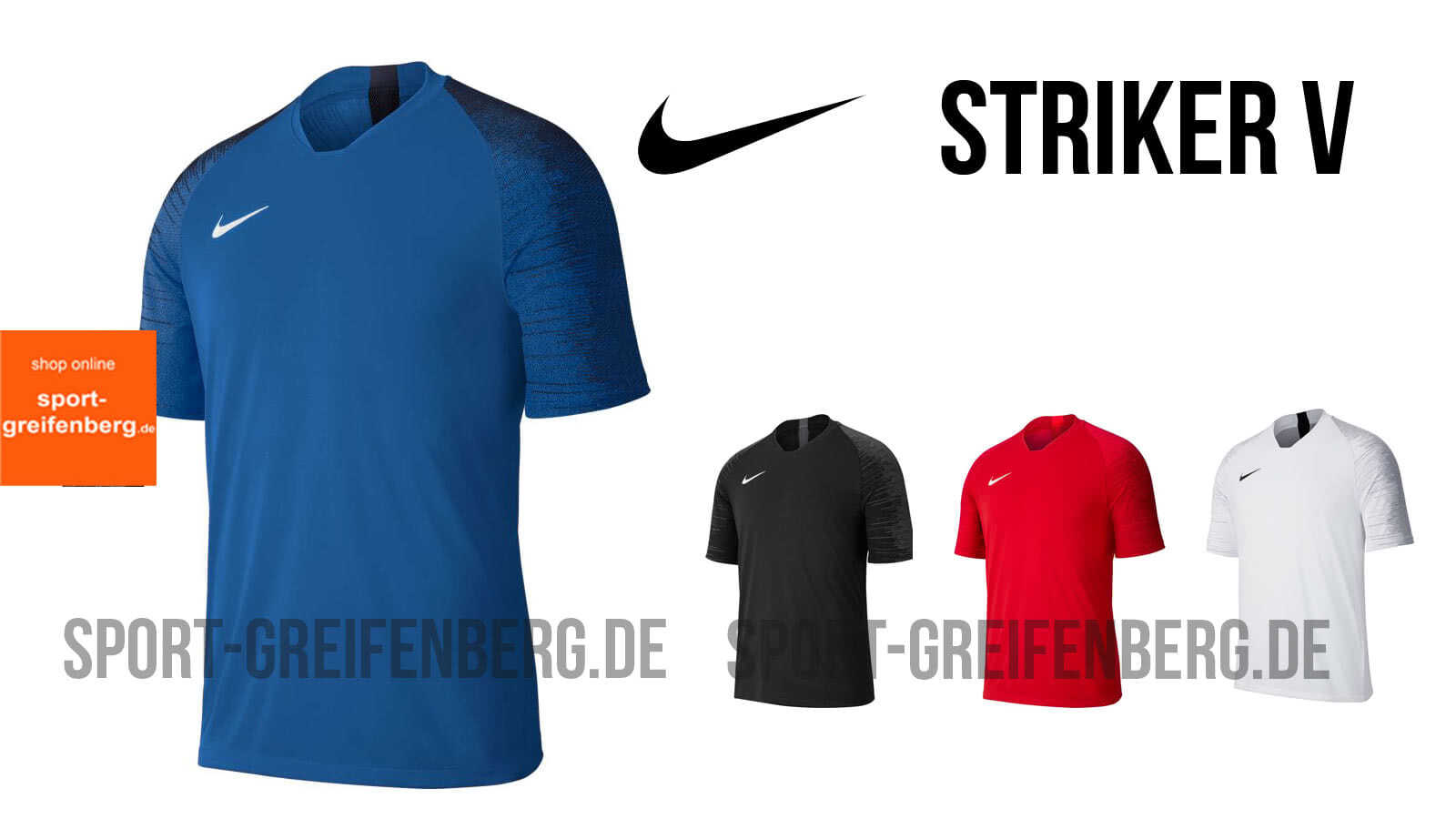 Das Nike Striker V Trikot 2019/2020