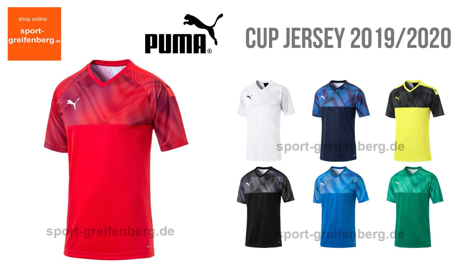 verschiedene Farben zu Füßen bei Waren des täglichen Bedarfs die Puma Trikots 2019/2020 für Trikotsätze ✓ (Puma Katalog)