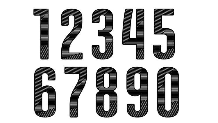 Die Puma Nummern für die Saison 2015/2016 der Bundesliga Trikots