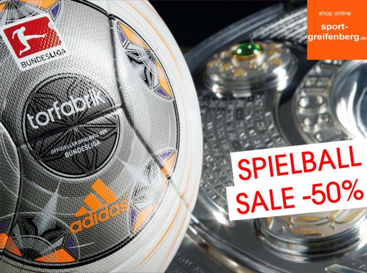 Adidas Torfabrik Bundesliga Spielball OMB