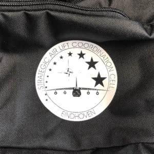 Die Taschen Bedruckung Strategic Airlift Coordination Cell
