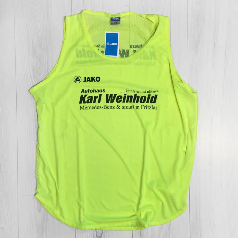 official photos cbb05 53454 Trainings-Leibchen mit Druck bestellen ☆ Kennzeichenhemden