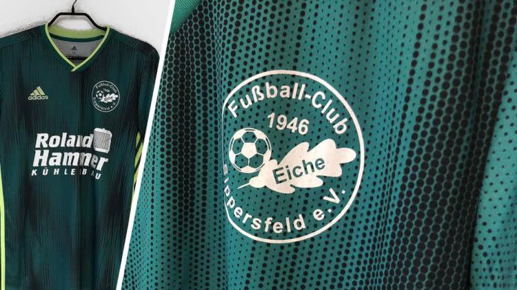 die adidas Profi Trikots des FC Sippersfeld