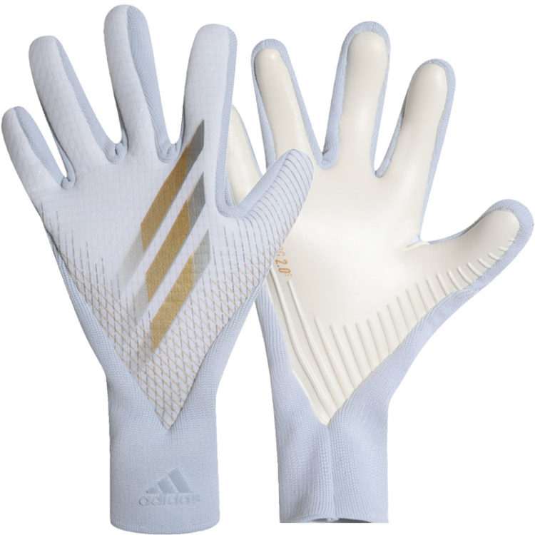die adidas X Pro Ghosted Gloves im Inflight Pack
