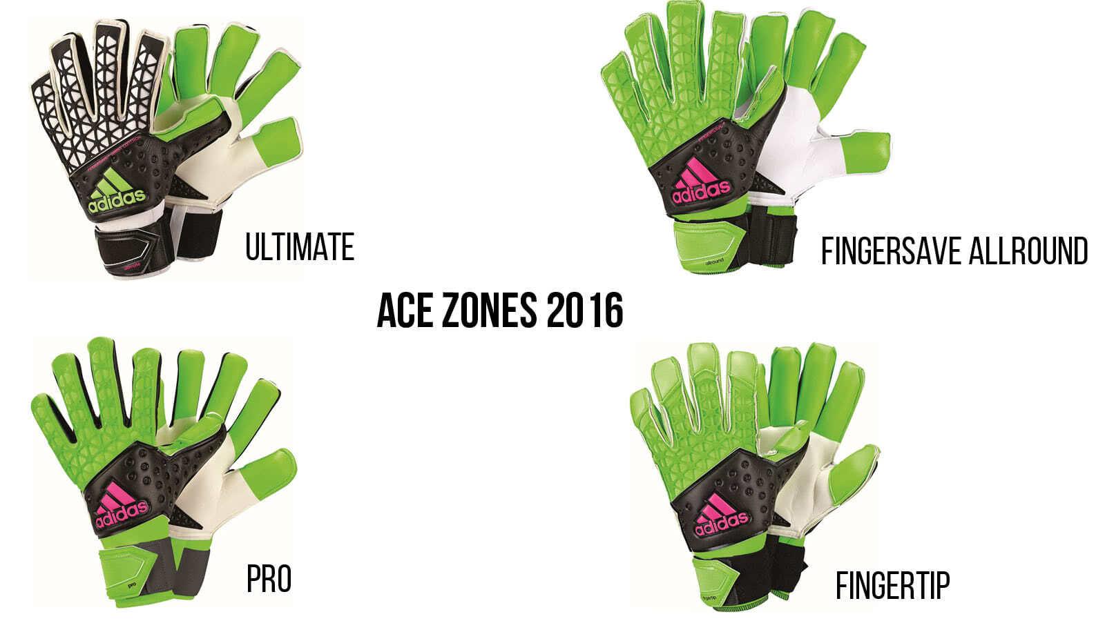 adidas ace zones pro verdi