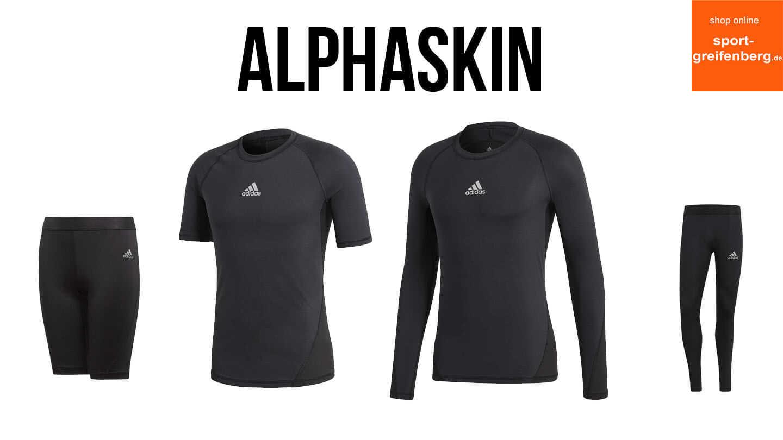 Die adidas Alphaskin Sport Underwear