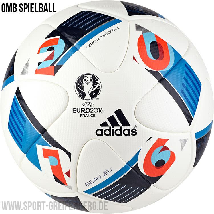 34f7f58e27bbd Was unterscheidet Adidas Beau Jeu OMB und Top Replique (Euro 2016 Ball)