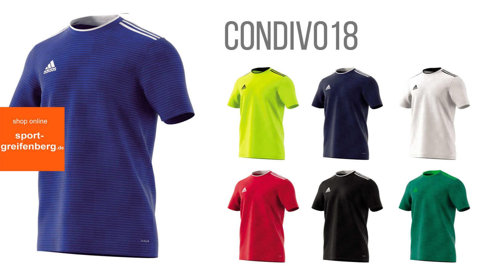 sale retailer dc1f4 5f6cc Adidas Trikots 2018/2019 - Alle Trikots ✓ Fußball Katalog