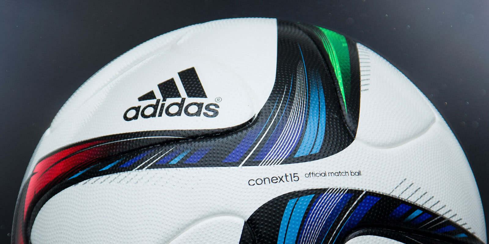 Adidas Conext 15 OMB als offizieller Spielball