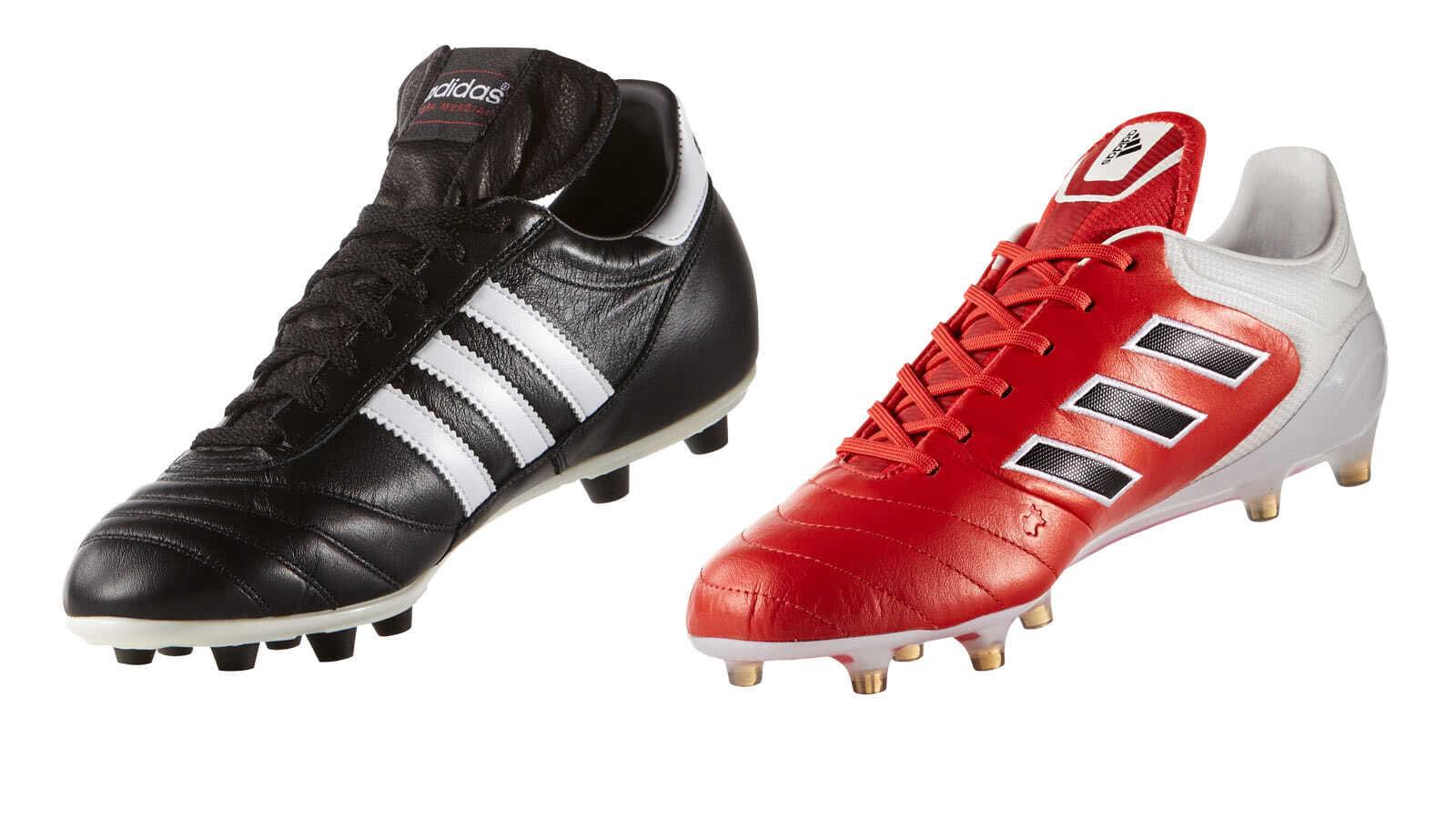 Unterschiede zwischen Adidas Copa 17.1 und Adidas Copa Mundial