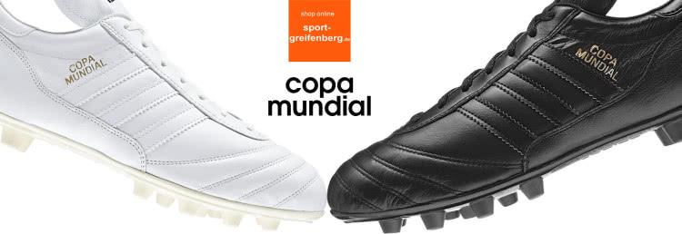 Adidas Copa Mundial weiß und schwarz