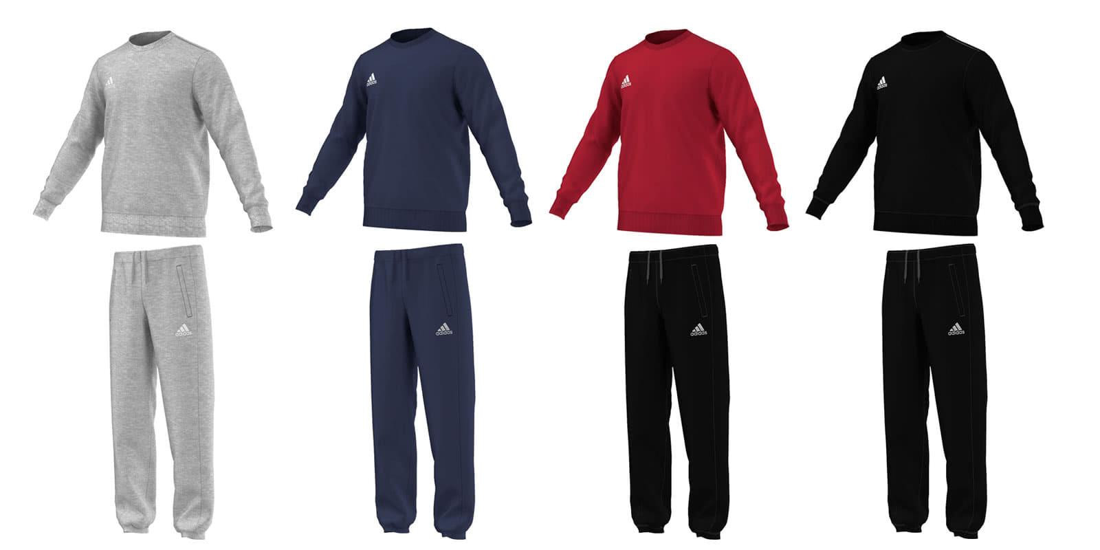 adidas jogginganzug core 15 sportartikel und. Black Bedroom Furniture Sets. Home Design Ideas