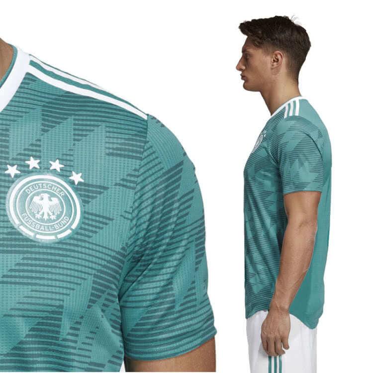 adidas DFB Trikot Away 2018/2019 mit 3 Steifen