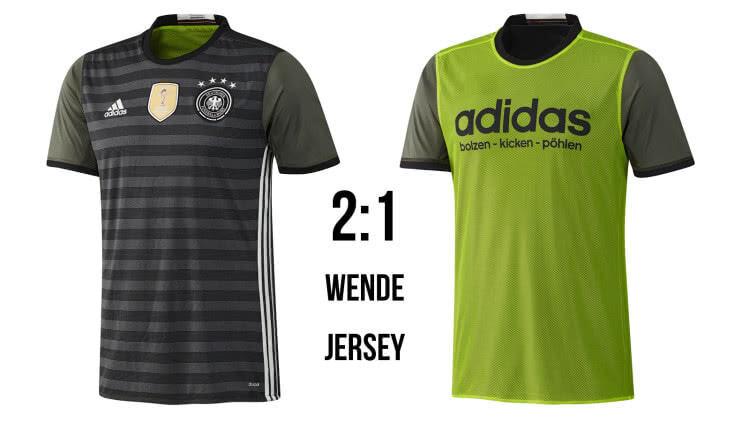 Das Adidas DFB Away Trikot 2016/2017 (Auswärts Trikot)