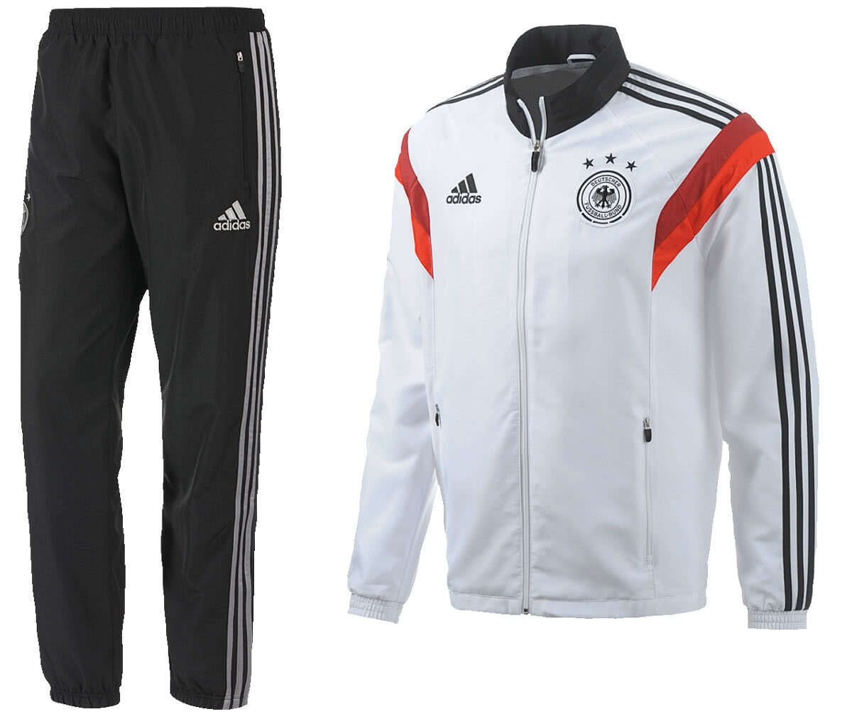 adidas condivo 14 pr sentationsanzug der dfb. Black Bedroom Furniture Sets. Home Design Ideas