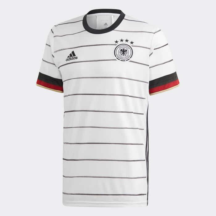 20202021 Deutschland Authentic Trikot Home Shirt Adidas