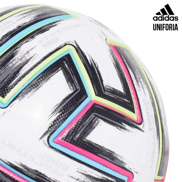 Der adidas EM 2020 Ball Uniforia mit neuem Design