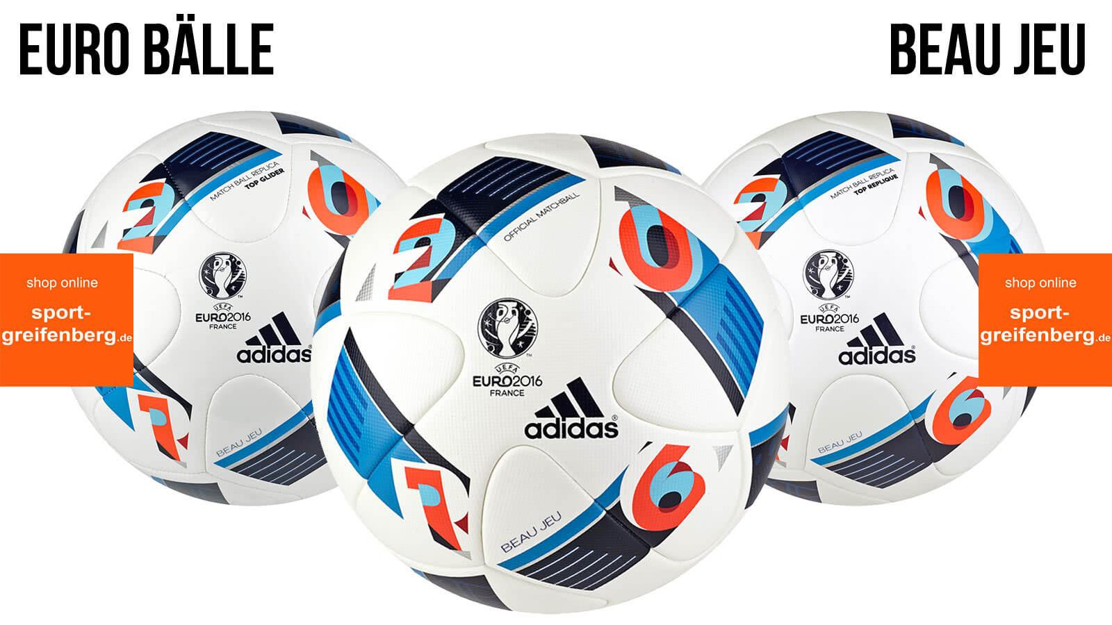 Adidas EM 2016 Ball