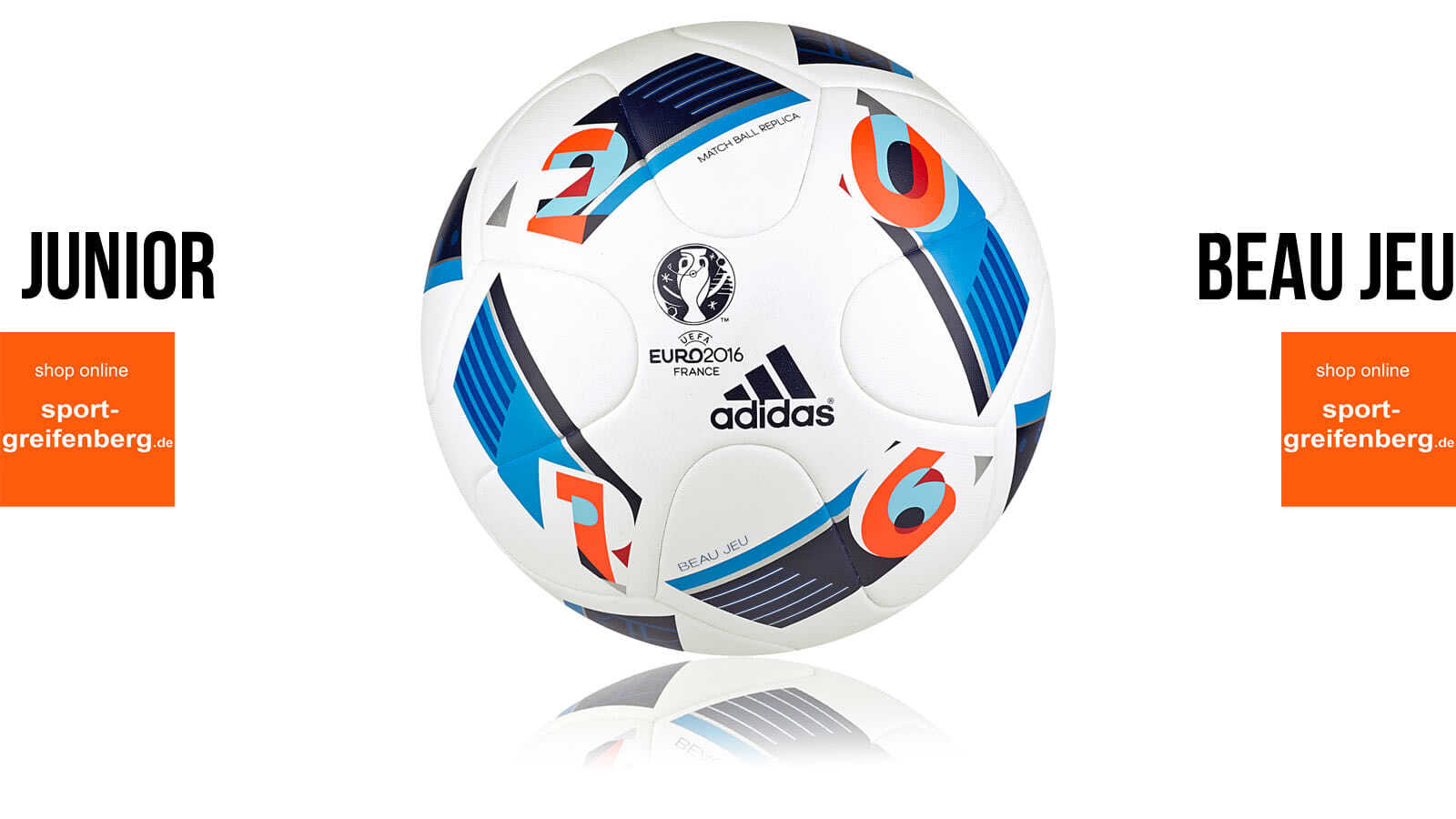 Adidas Beau Jeu Junior Ball 350 - 290