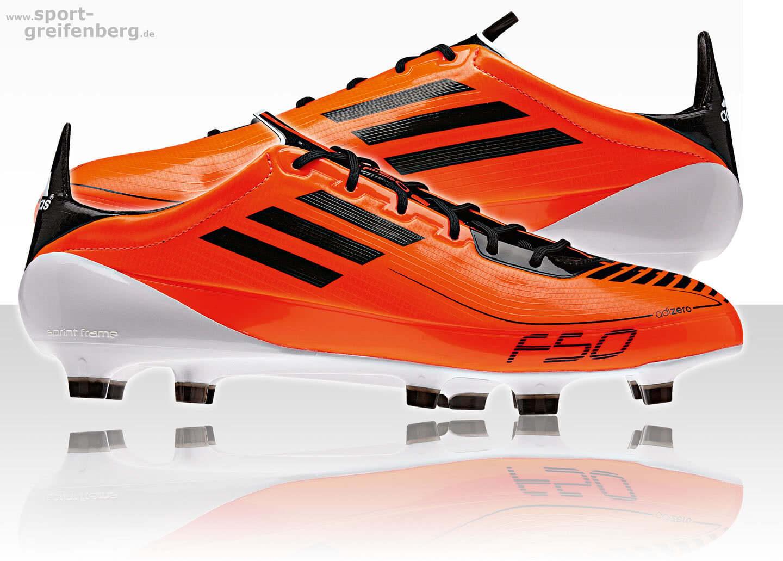orange adidas f50