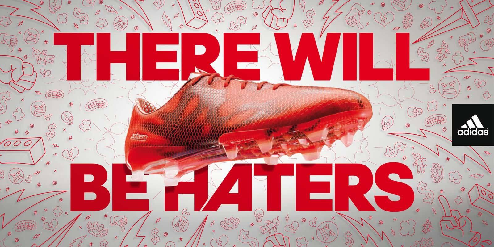 Adidas Haters Fußballschuhe