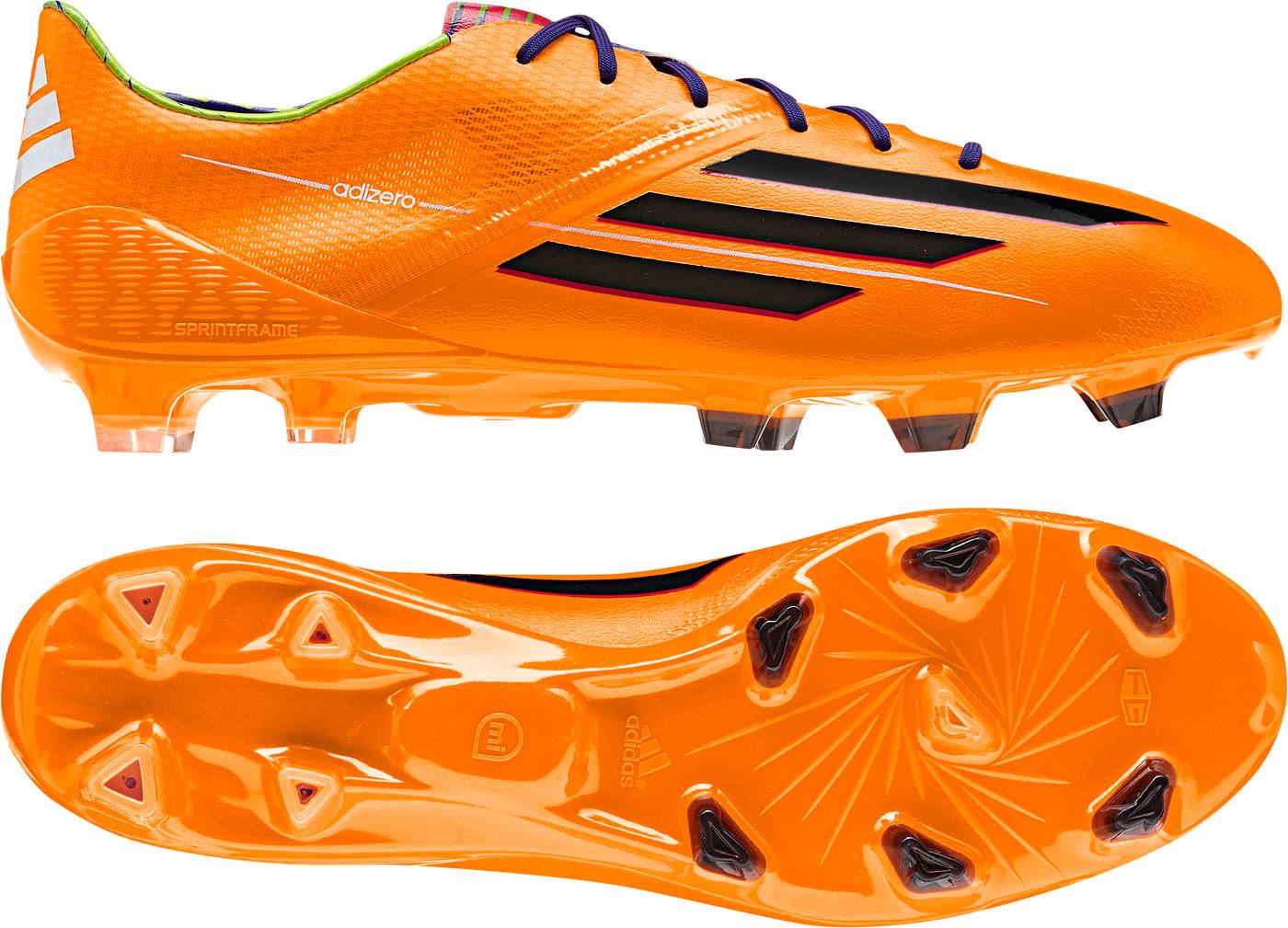 Adidas F50 adizero IV TRX FG Colorway der Fußballschuhe