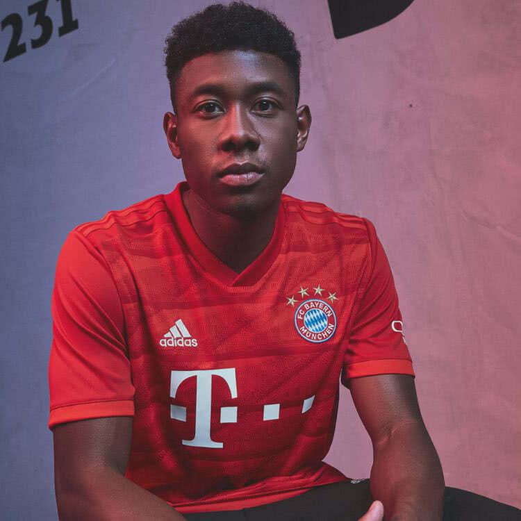 Das adidas FC Bayern Trikot 2019_2020