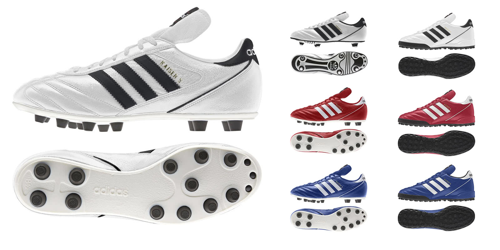 new concept 49c65 11535 Die Adidas Kaiser 5 Color Edition