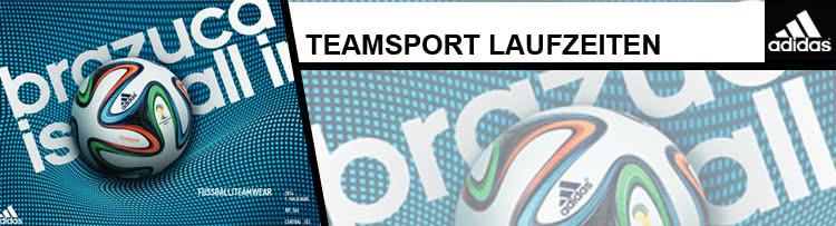 Adidas Teamsport Katalog 20142015 die Teamline Laufzeiten