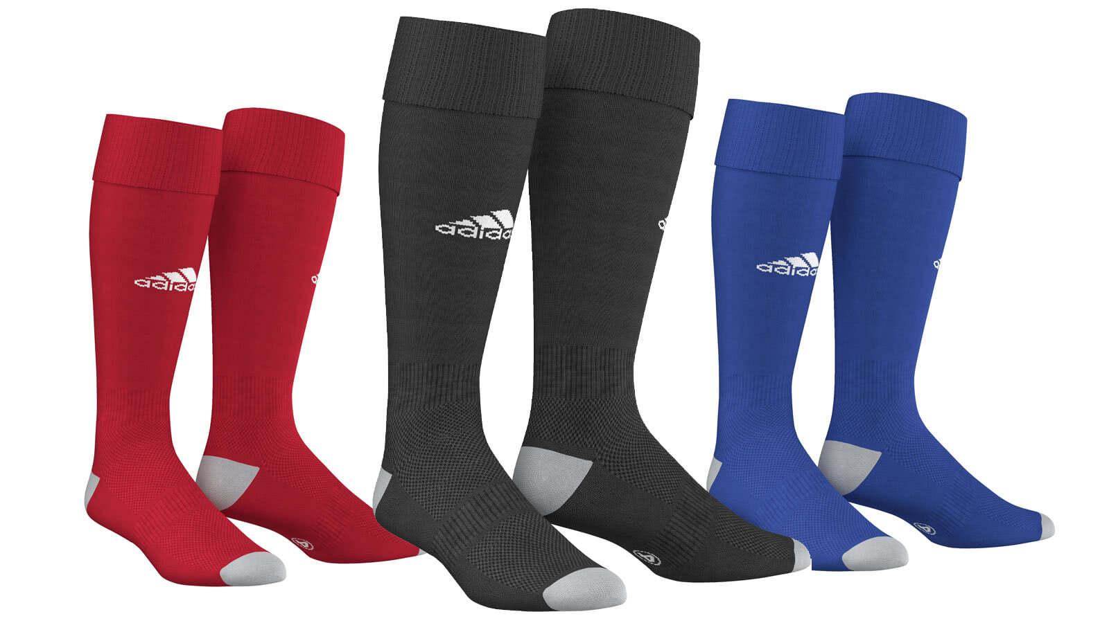Adidas Milano Strumpfstutzen