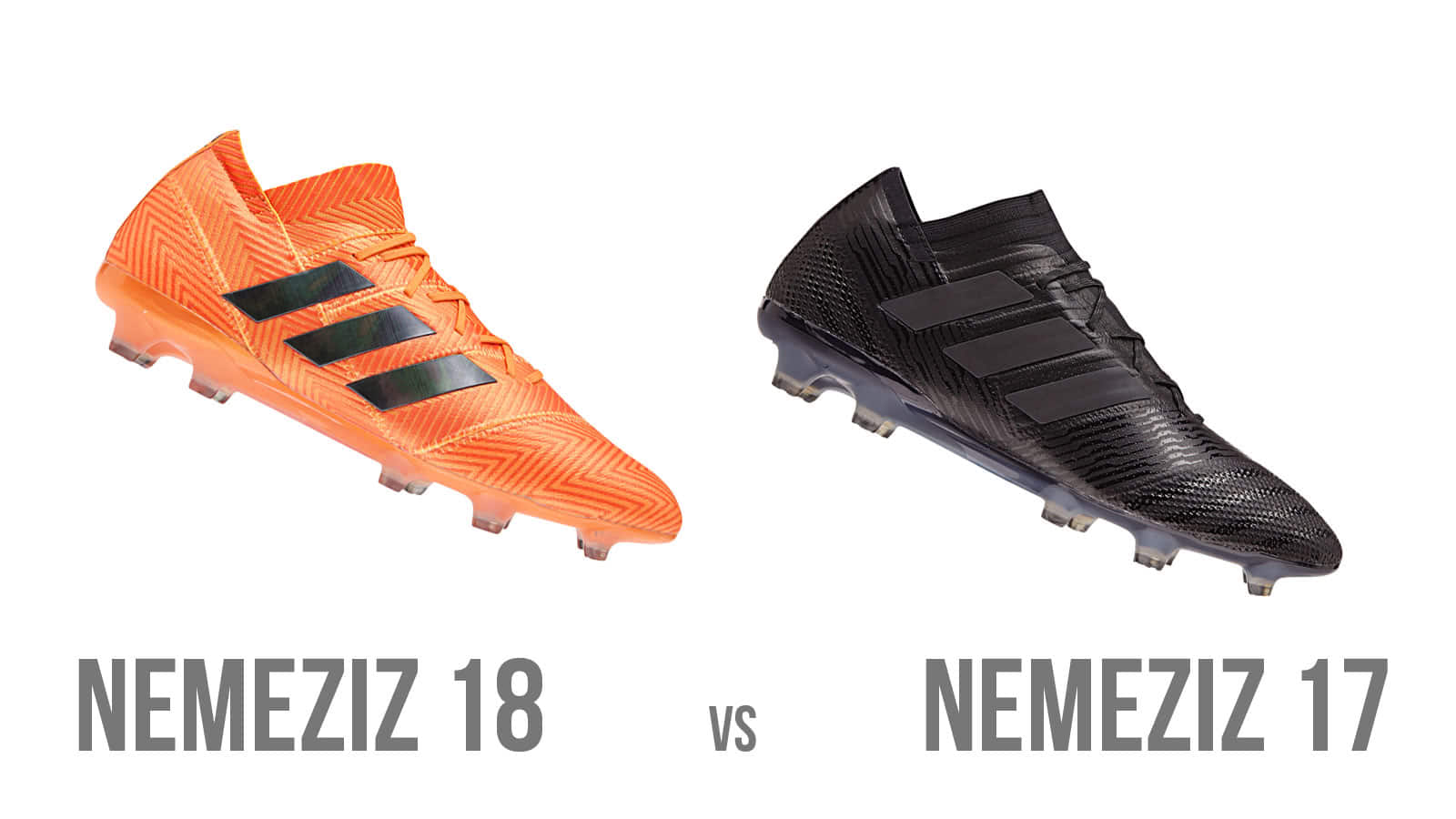 on feet shots of lowest discount los angeles adidas Nemeziz 18 und adidas Nemeziz 17 Vergleich (+ Angebot)
