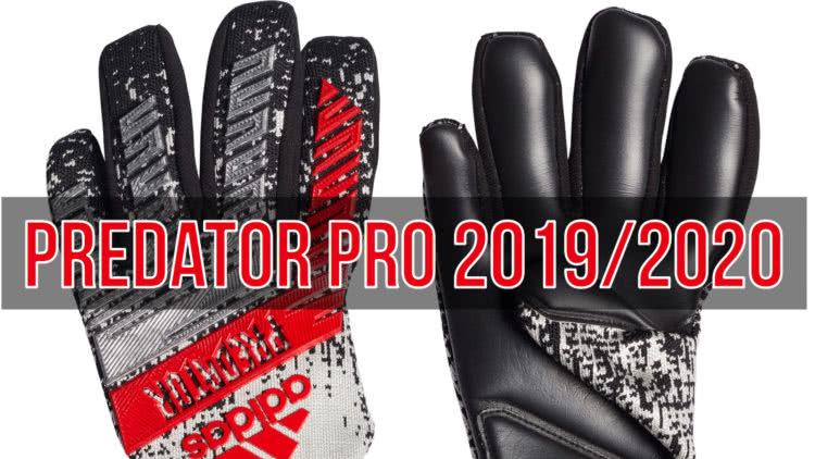 Die adidas Predator Pro 2019 2020 Torwarthandschuhe von Manuel Neuer und Marc Andre ter Stegen