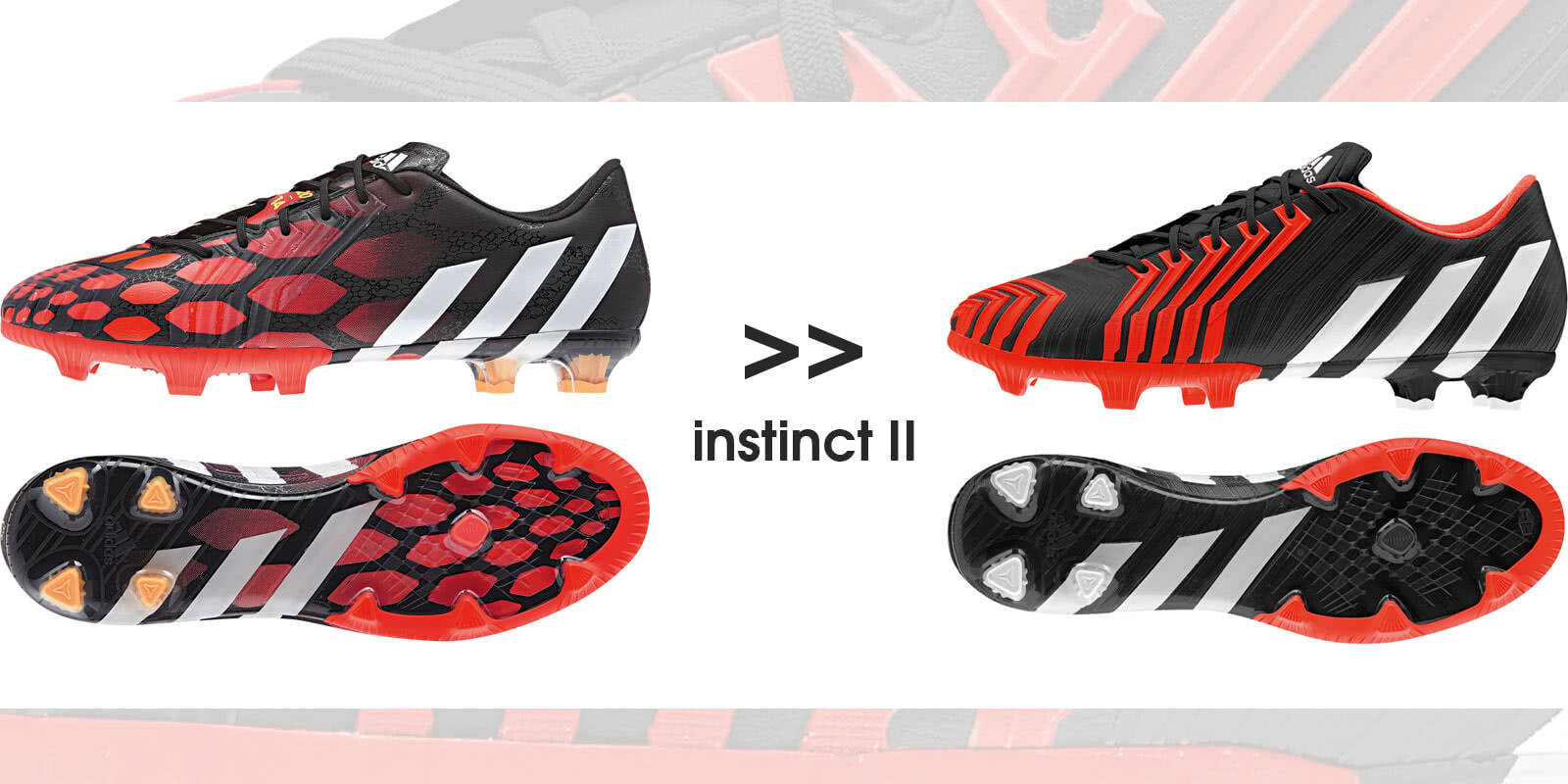 f29354612726c8 Adidas Predator Instinct II - 2. Generation - Sportartikel und ...