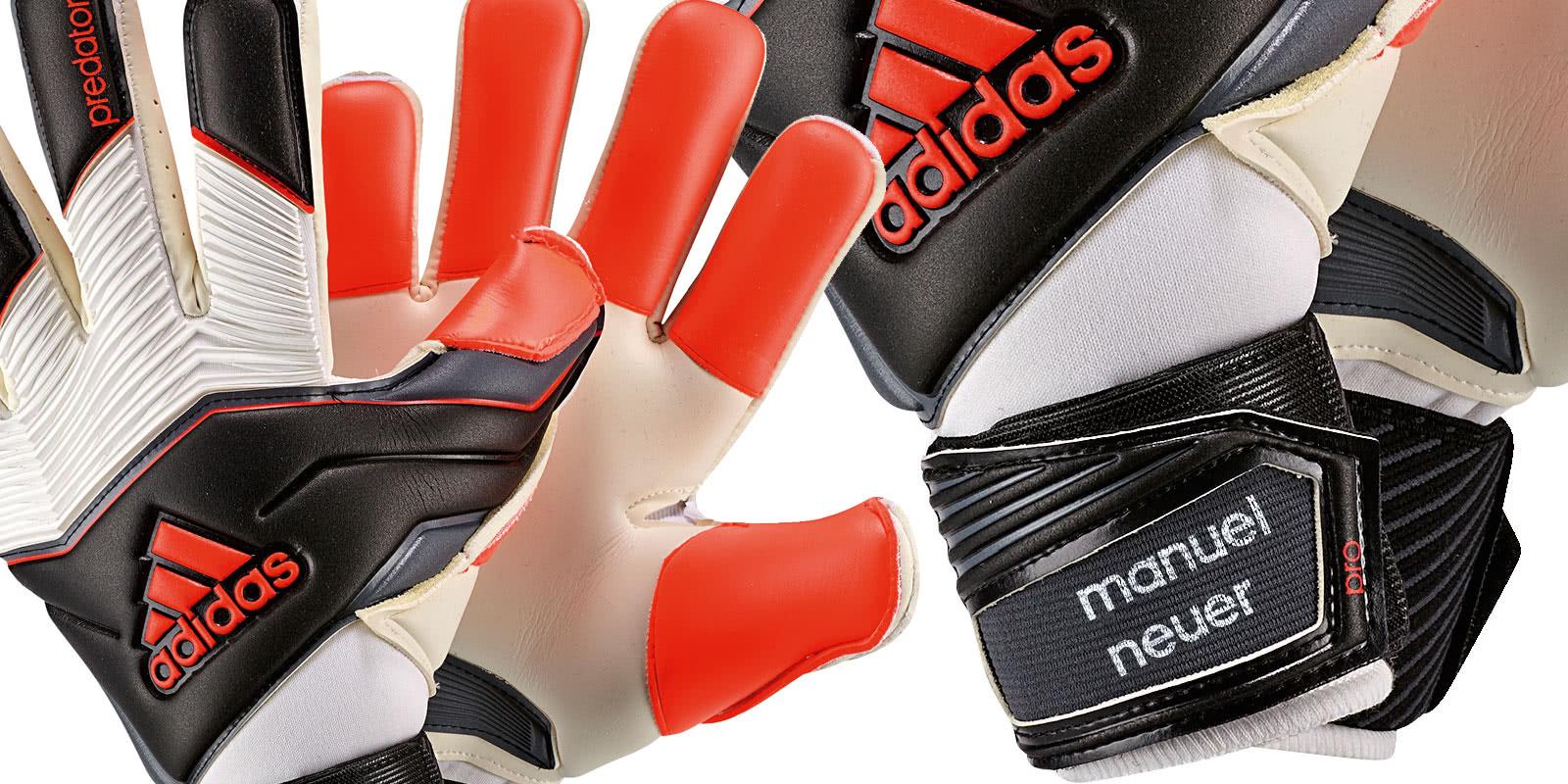 adidas predator pro - manuel neuer 2015 exklusiv sportartikel zone