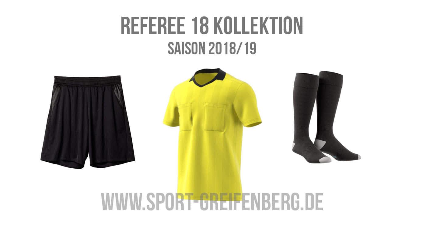 Adidas Referee 18 Kollektion Saison 2018/2019