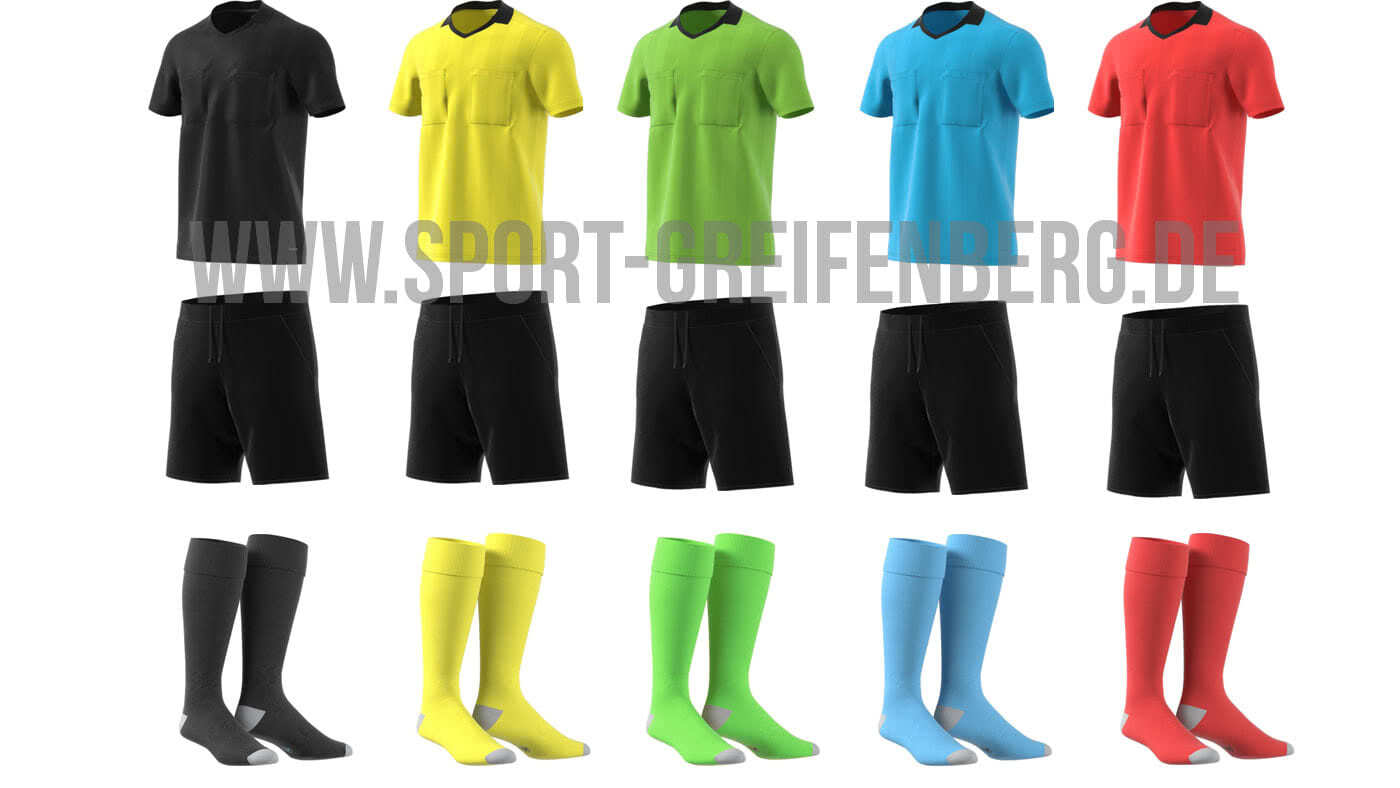 Adidas Referee 18 Schiedsrichter Kollektion 20182019 + WM 2018