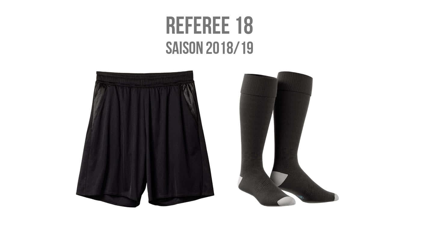 Die Adidas Referee 18 Shorts und Socks für 2018/2019