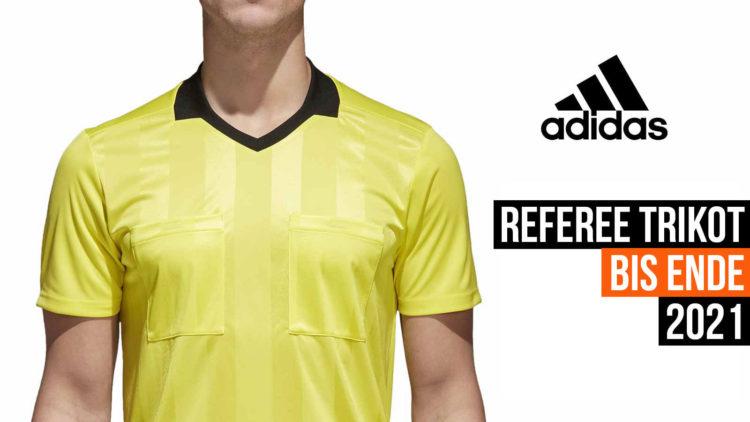 das Bundesliga Schiedsrichter Trikot 2021/2022 mit dem adidas Referee 21/22 Jersey