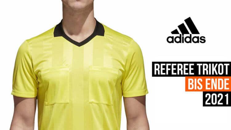 Das adidas referee 2019/2020 Bundesliga Schiedsrichtertrikot