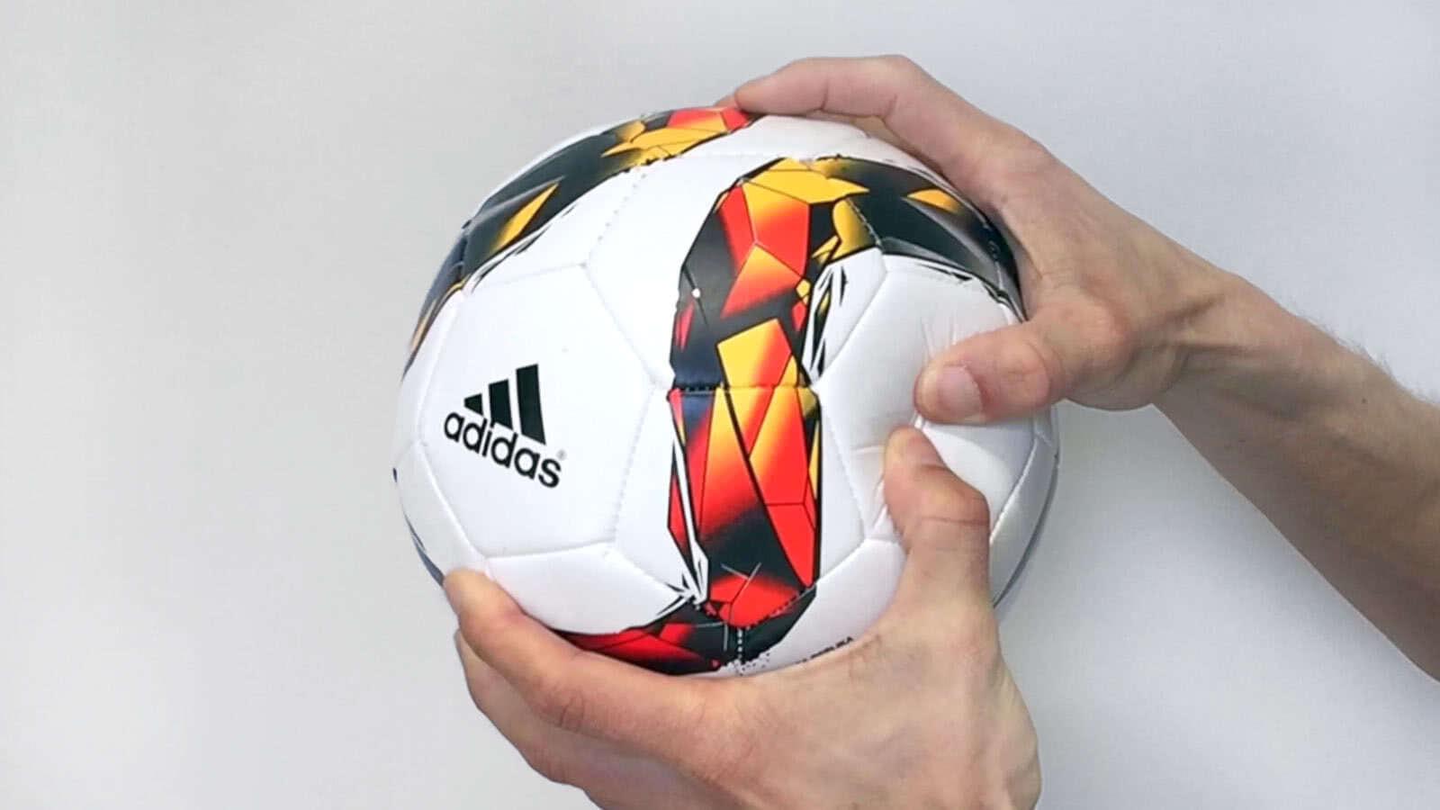 Luftdruck Fußball