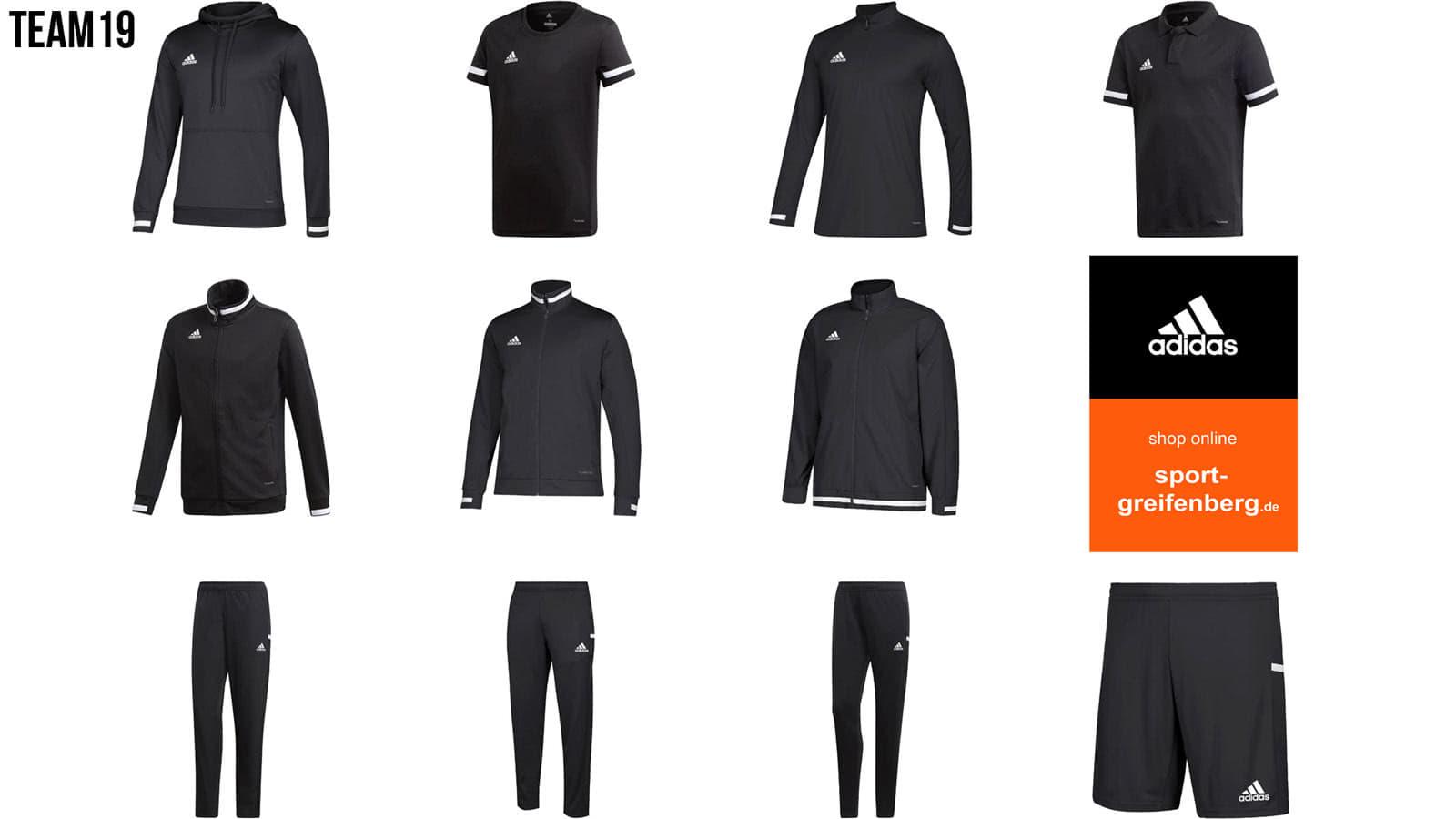 adidas Training   Sportbekleidung   Teamsport Serien günstig