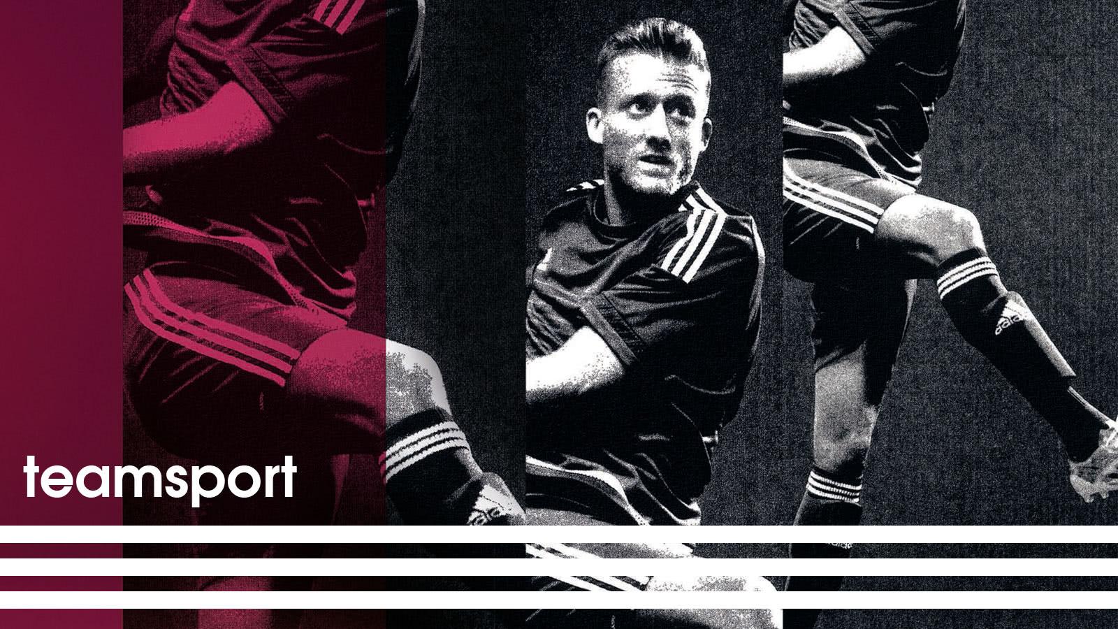 a2d729d15fb2d8 Die Adidas Teamsport Saison 2015 2016 mit dem Fußball und Teamwear Katalog