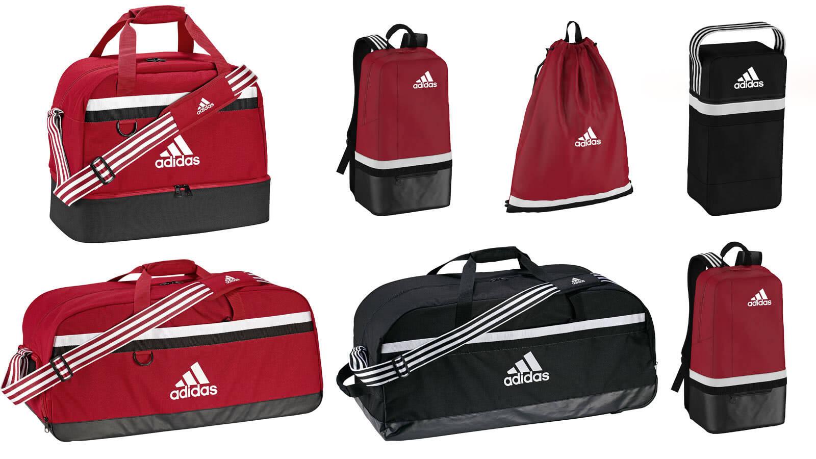 de04371dc8706 Adidas Tiro 15 Taschen sowie Rucksäcke und Co