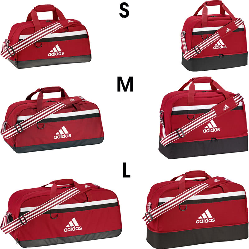 adidas tiro 15 teambag die sporttaschen sportartikel. Black Bedroom Furniture Sets. Home Design Ideas