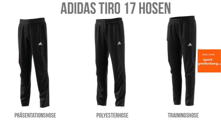 5e79e87c5afe2e ... Die Adidas Tiro 17 Hosen - Präsentationshose - Polyesterhose und  Trainingshose