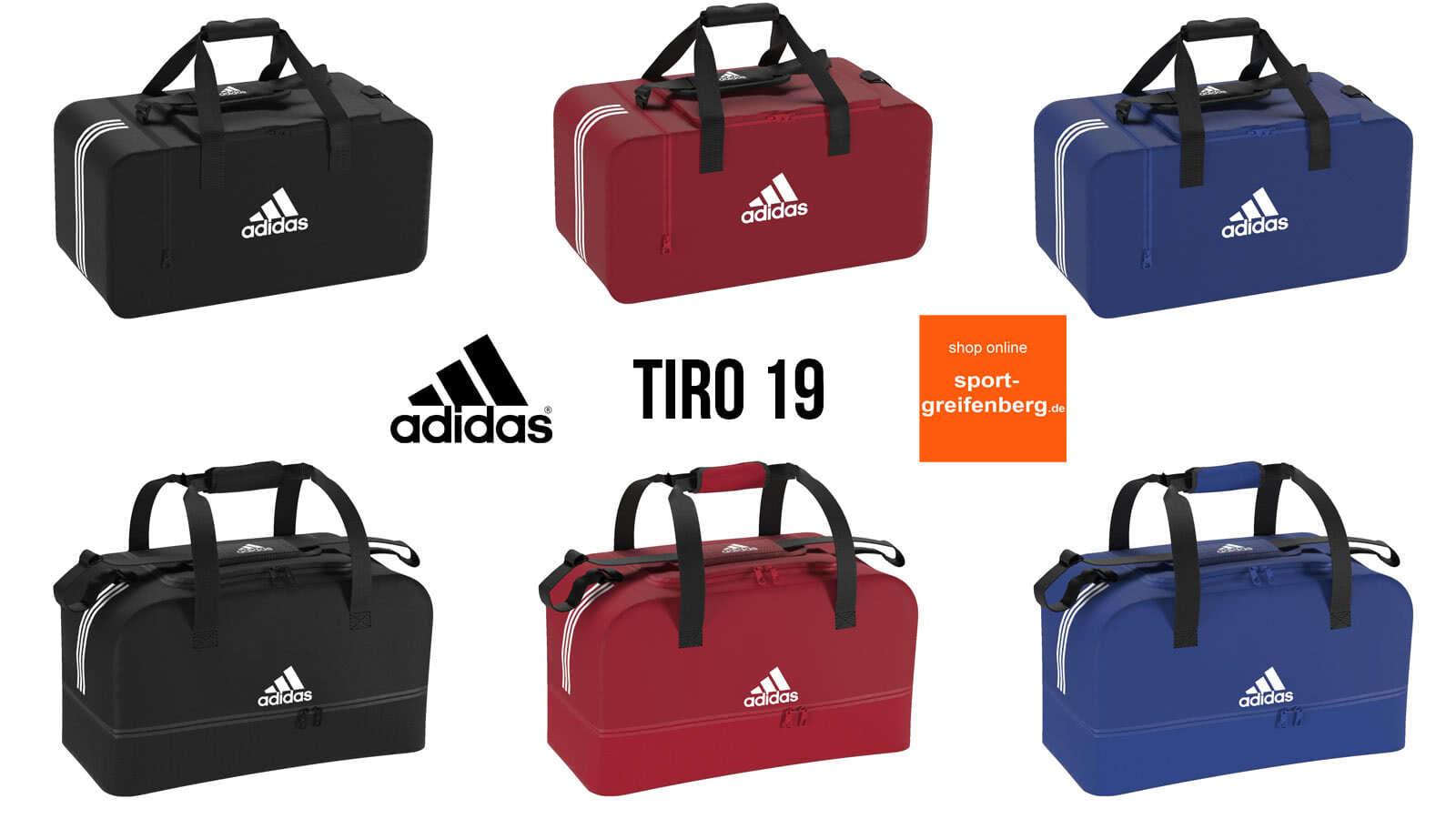 Tiro ✓ Sporttaschen Teambag Adidas 19 20192020 6wSdH