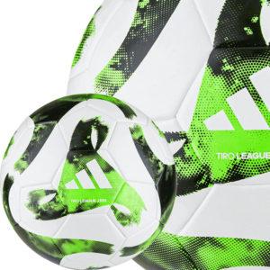 Die adidas Tiro League Junior 290 (FS0371) und 350 (FS0372) Fußbälle