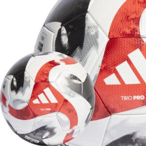 Der adidas Tiro Pro Spielball als Match Ball des Teamsport