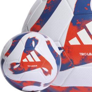 der adidas Tiro League TSBE als geklebter Trainingsball