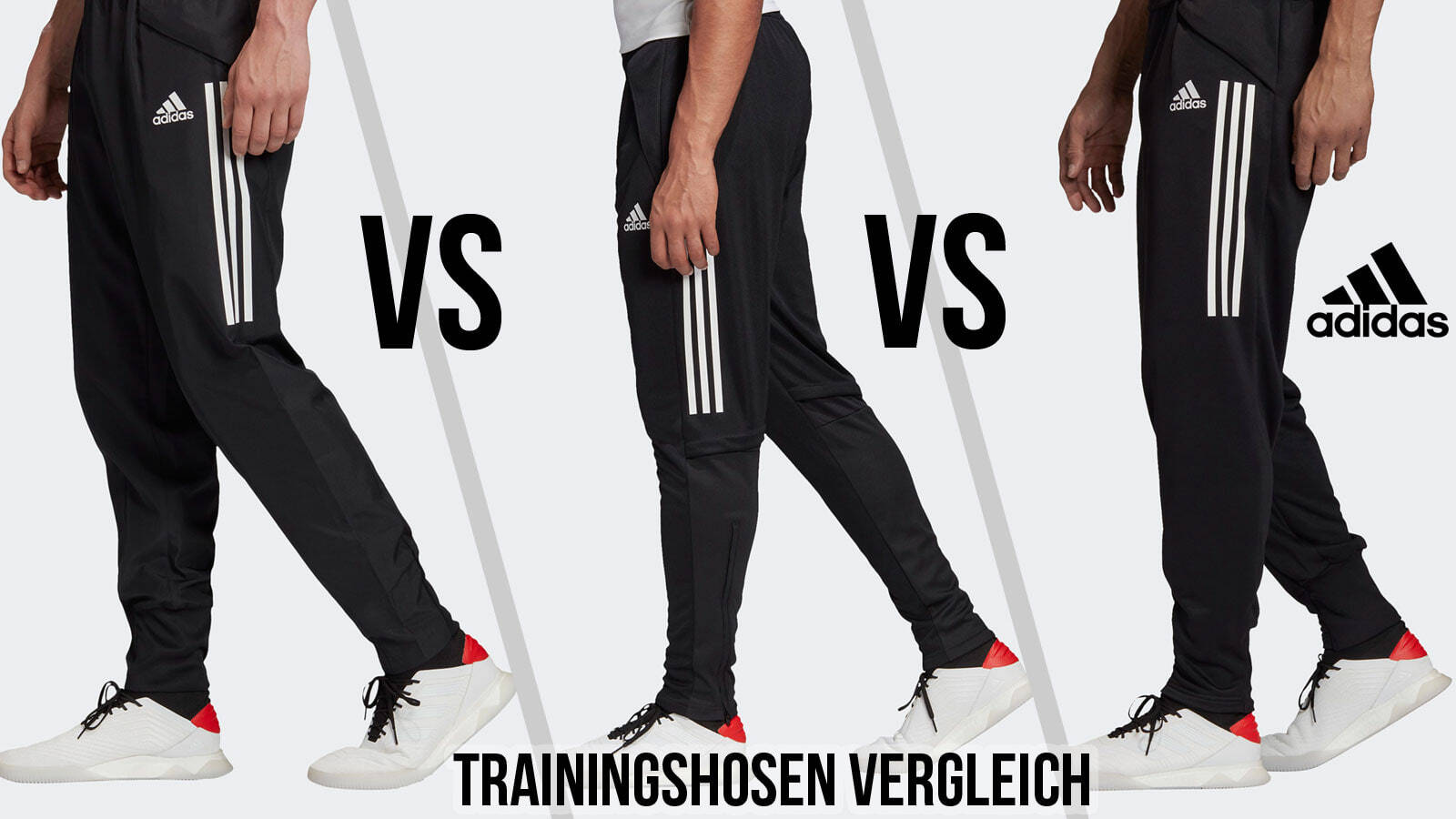 Die adidas Trainingshosen Unterschiede der Condivo 20 Linie